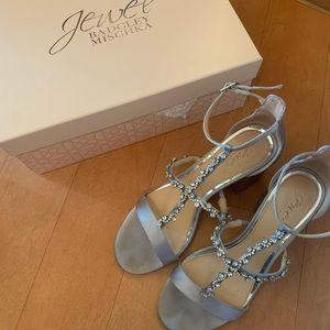 BADGLEY MISCHKA Jewel Sandals